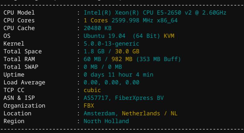 SoftShellWeb - 欧洲荷兰 - KVM|高防|版权宽松 - 月付 $2.5