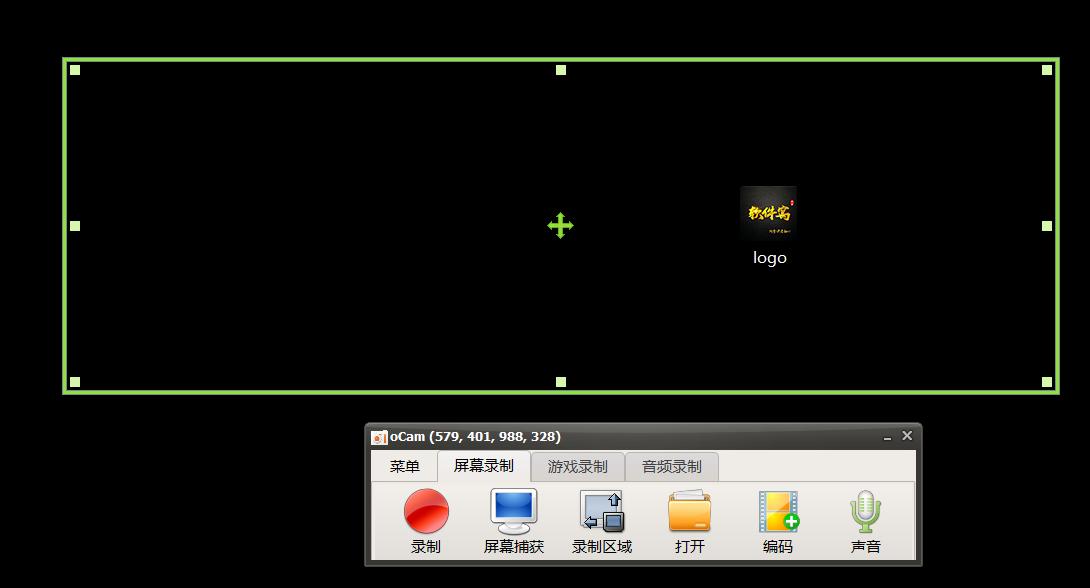 来自韩国的单版屏幕录像机 界面简单易用