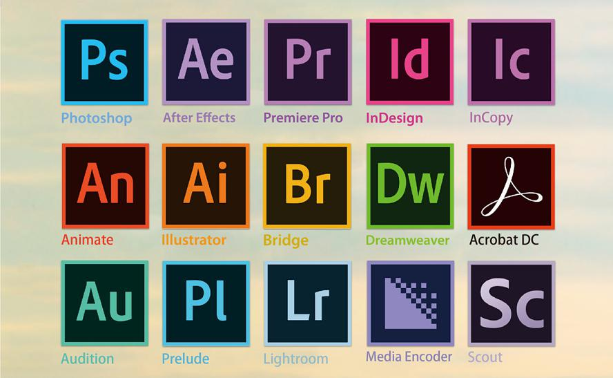Adobe 2020 大师版 v10.8 全产品免激活免登陆