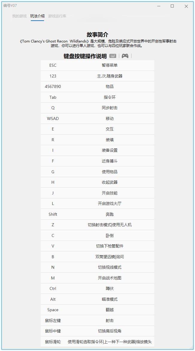 《幽灵行动:荒野》v4073014版 官方简体中文