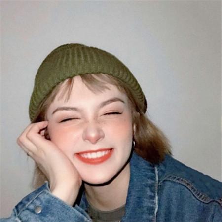 笑起来的女生图片超好看 抖音气质美女图片2020最新
