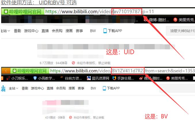 新版B站4K高清视频一键批量下载器